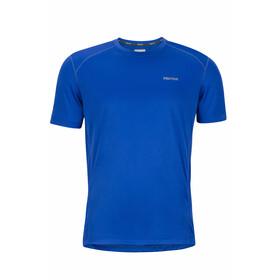 Marmot Windridge Kortærmet T-shirt Herrer blå
